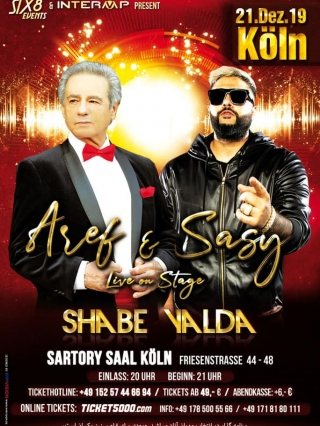 Aref-Sasy-Mankan-Koeln-21.12.2019, Tizo Ticketing, Online Ticket, Persian Event Germany, Persian Event Frankfurt, Persian Event Berlin, Persian Event Hamburg, Persian Event Düsseldorf, Persian Event Köln, Persian Party Germany, Persian Party Frankfurt, Persian Party Berlin, Persian Party Hamburg, Persian Party Düsseldorf, Persian Party Köln, Persian Concert Germany, Persian Concert Frankfurt, Persian Concert Berlin, Persian Concert Hamburg, Persian Concert Düsseldorf, Persian Concert Köln, Persisches Konzert Germany, Persisches Konzert Frankfurt, Persisches Konzert Berlin, Persisches Konzert Hamburg, Persisches Konzert Düsseldorf, Persisches Konzert Köln
